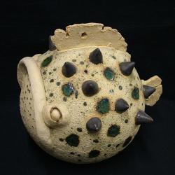 ryba,karp,dekoracja,ceramika - Ceramika i szkło - Wyposażenie wnętrz