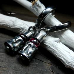 minimalistyczne kolczyki,delikatne kolczyki - Kolczyki - Biżuteria