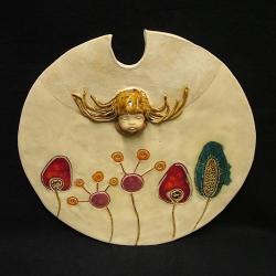 aniołek,ceramika,dla dzieci,prezent - Dla dzieci - Akcesoria