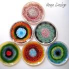 Ceramika i szkło komplet,talerzyki deserowe