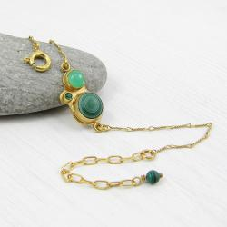 kobieca,egipska,złota,elegancka,subtelna,boho - Bransoletki - Biżuteria