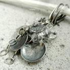 Kolczyki eleganckie kolczyki,kryształowe kolczyki