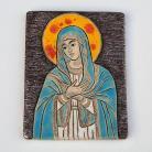 Obrazy Beata Kmieć,ikona,obraz,ceramika