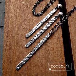 srebrny,minimalistyczny,prosty,nowoczesny,kobiecy - Komplety - Biżuteria