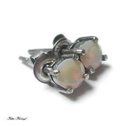 delikatne,drobne,sztyfty - Kolczyki - Biżuteria