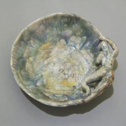 dekoracja,wnętrze,handmade,misa,ceramika - Ceramika i szkło - Wyposażenie wnętrz