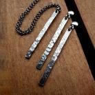 Komplety subtelny,kobiecy,elegancki,codzienny,srebrny