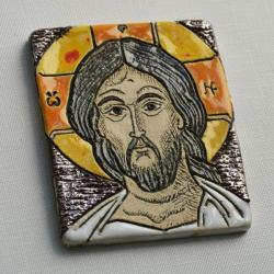 ikona,obrazek,Chrystus,Kmieć - Obrazy - Wyposażenie wnętrz