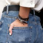 Bransoletki komplet bransolet damskich,letnie bransolety