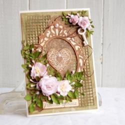 kartka,okolicznościowa,dzień babci - Kartki okolicznościowe - Akcesoria